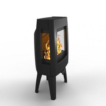 Чугунная печь Dovre SENSE 103 (black)