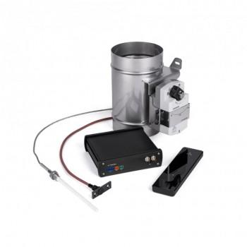 Автоматика HOS AU (Контролер горения, Контроль системы вентиляции)