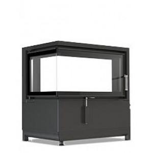 Каминные дверцы Hoxter GT2 70/40/38