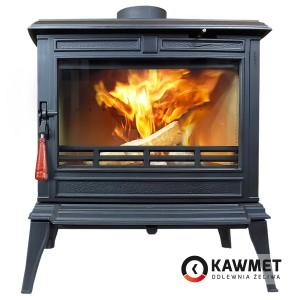 Чугунная печь KAWMET Premium S11 (8,5 kW)