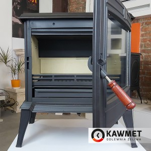 Чугунная печь KAWMET Premium S12 (12,3 kW)