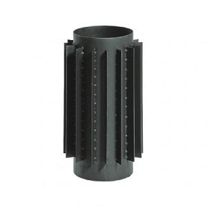 Труба дымоходная стальная радиаторная 0,5 м. d120