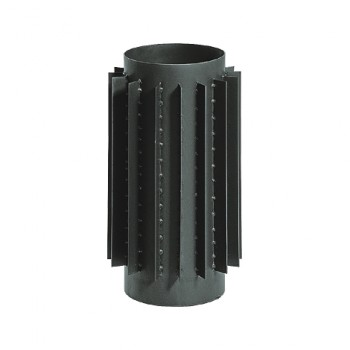 Труба дымоходная стальная радиаторная 0,5 м. d150