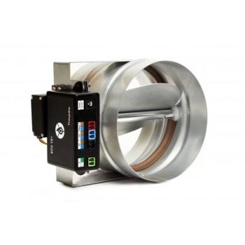 ECO 10+ - автоматика управления горением для печей (D=120 мм)