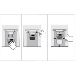 ECO 10 - автоматика управления горением для печей (D=100 мм)