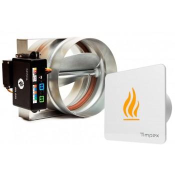 ECO 100 - автоматика управления горением для каминов (D=150 мм)