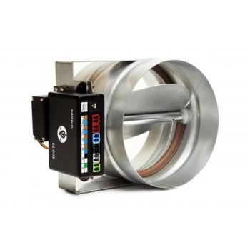 ECO 20 - автоматика управління горінням для печей з теплообмінником (D=100 мм)