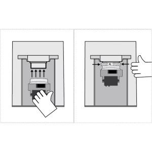 ECO 20 - автоматика управления горением для печей с теплообменником (D=100 мм)