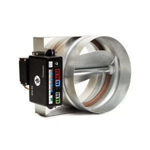 ECO 20 - автоматика управления горением для печей с теплообменником (D=120 мм)