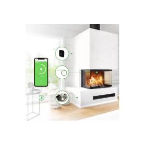 SMART 100 - автоматика управления горением для печей-каминов (D=120 мм)