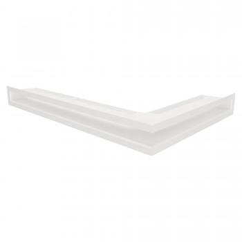 Вентиляционная решетка для камина угловая левая SAVEN Loft Angle 6х40х60