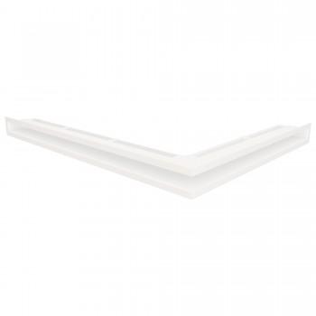 Вентиляционная решетка для камина угловая левая SAVEN Loft Angle 6х60х80