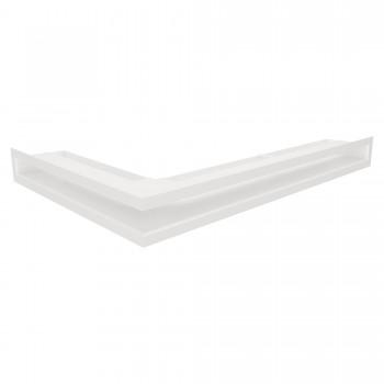 Вентиляционная решетка для камина угловая левая SAVEN Loft Angle 6х60х40