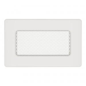 Вентиляційна решітка для каміна SAVEN 11х17 біла