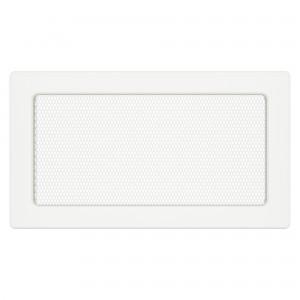 Вентиляционная решетка для камина SAVEN 17х30 белая