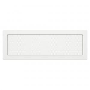 Вентиляционная решетка для камина SAVEN 17х49 белая