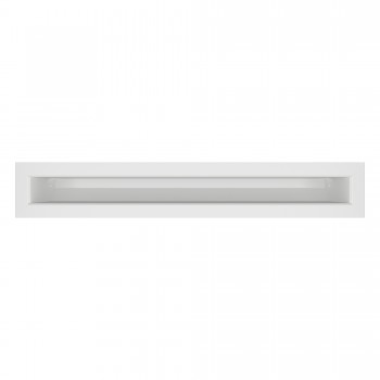 Вентиляційна решітка для каміна SAVEN Loft 6х40 біла