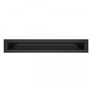 Вентиляційна решітка для каміна SAVEN Loft 6х40 чорна