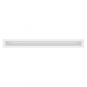 Вентиляційна решітка для каміна SAVEN Loft 6х60 біла