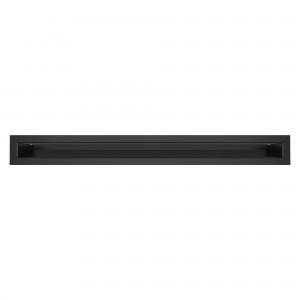 Вентиляційна решітка для каміна SAVEN Loft 6х60 чорна
