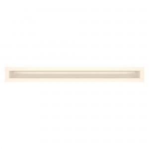 Вентиляційна решітка для каміна SAVEN Loft 6х60 кремова