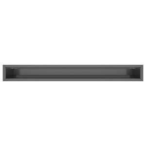 Вентиляційна решітка для каміна SAVEN Loft 9х80