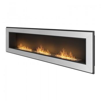 БИОКАМИН SIMPLE FIRE FRAME 1800 БЕЛЫЙ