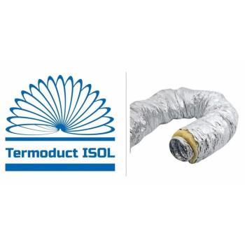 ТЕРМОРУКАВ TERMODUCT ISOL Ø100/5М