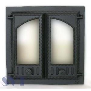 Каминная дверца чугунная SVT 403