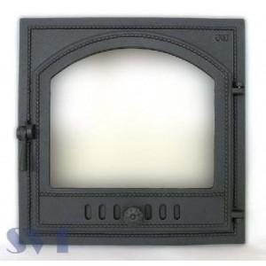 Каминная дверца чугунная SVT 405