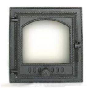 Каминная дверца чугунная SVT 412
