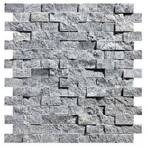 Мозаика талькомагнезит Рваный Камень для бани и сауны