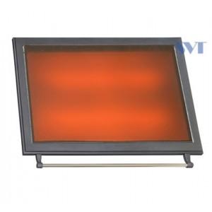 Печная чугунная плита с керамическим настилом SVT 312