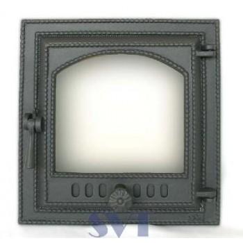 Печная дверца чугунная SVT 410